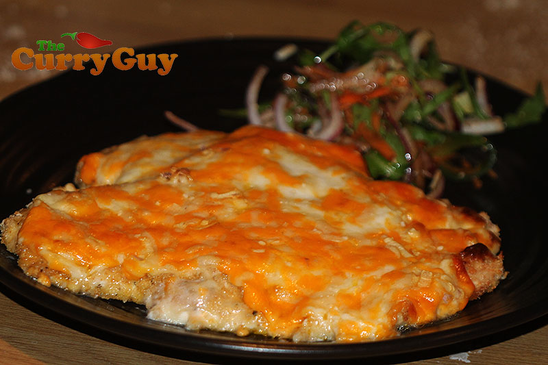 Indian Takeaway Recipes Spicy Chicken Parmo The Curry Guy