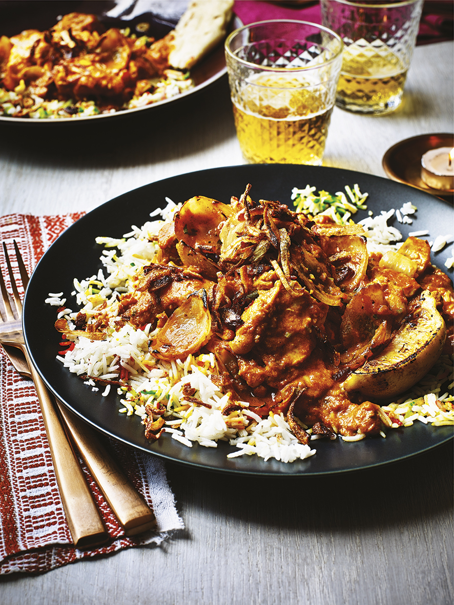 Chicken jalfrezi from The Curry Guy Cookbook