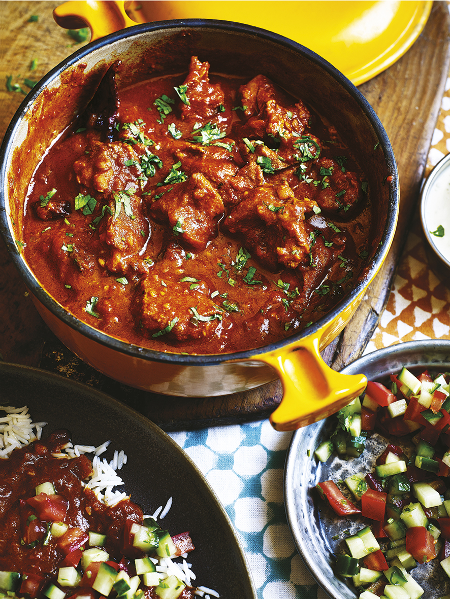 Lamb Madras from The Curry Guy Cookbook