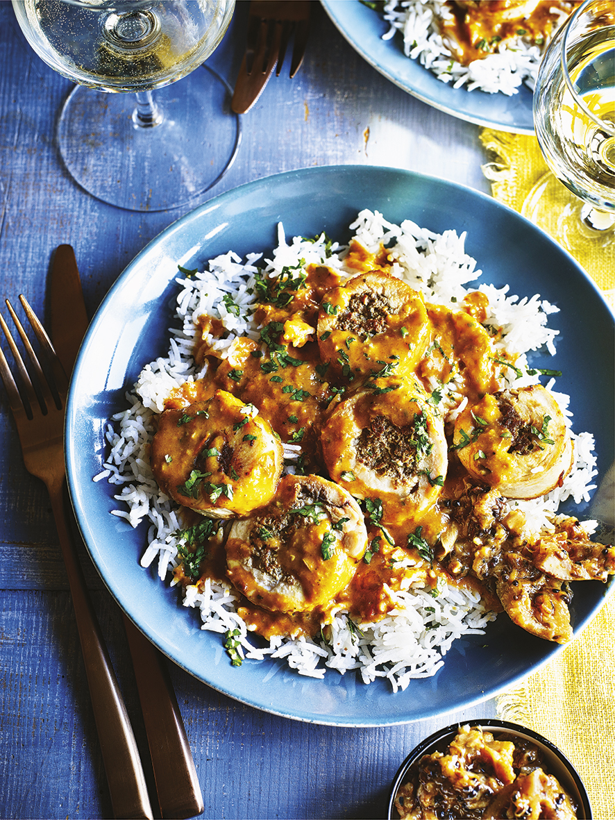Sho-coo-tee curry from The Curry Guy Cookbook