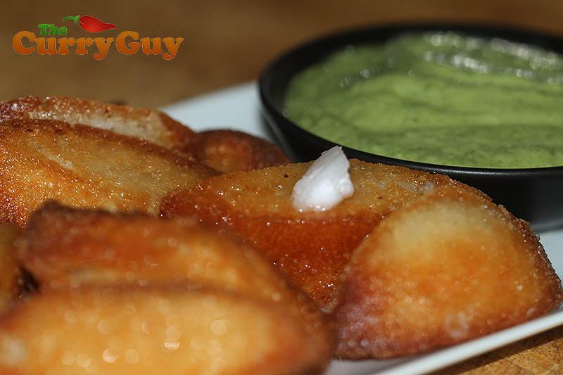 Fried Idlis - Indian Restaurant Style