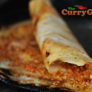 Gunpowder Dosas