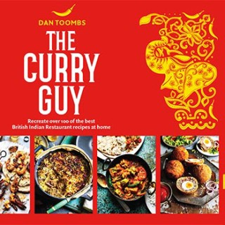 The Curry Guy Cookbook