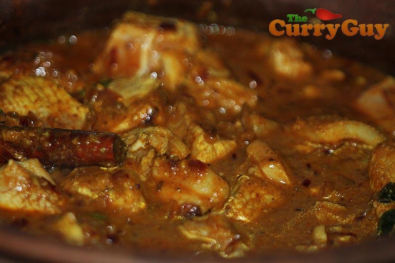 Sri Lankan Pork Curry