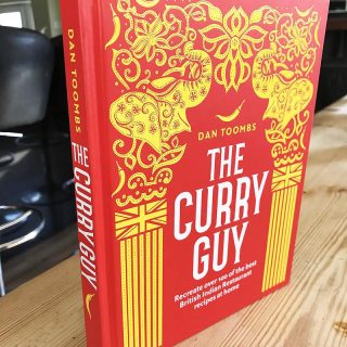The Only Book You Need To Make Your Own Indian Takeaways!