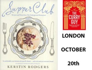 Supper Club with Kerstin Rodgers