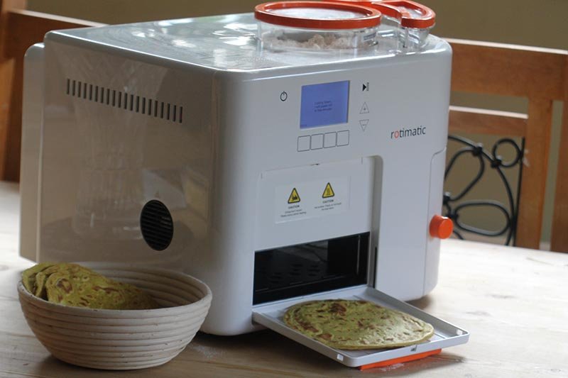 Rotimatic Roti Mashine