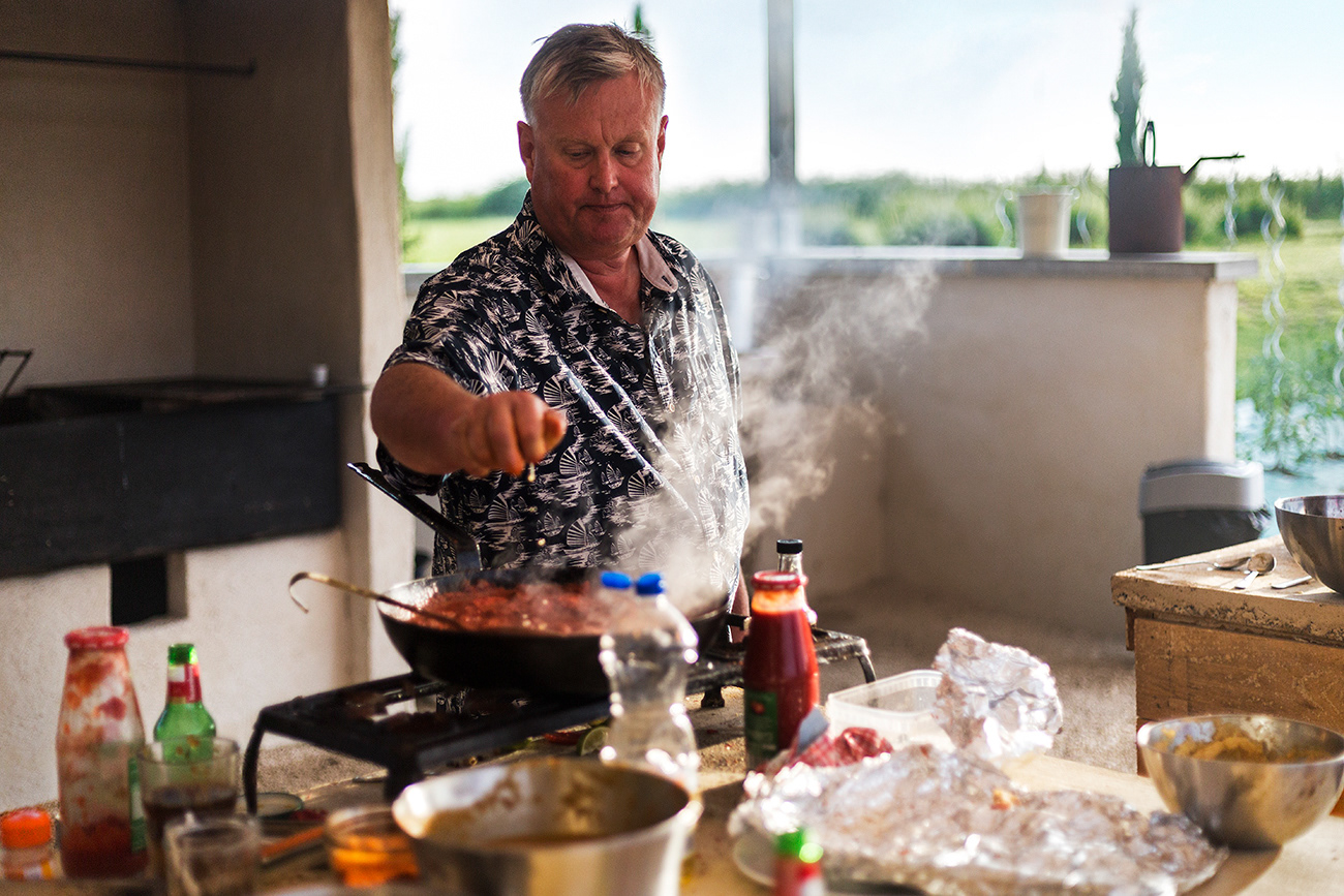 The Curry Guy Masterclass in France