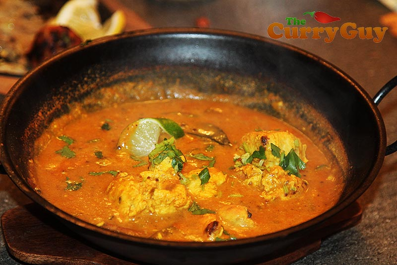 Curry House Style Chicken Ceylon