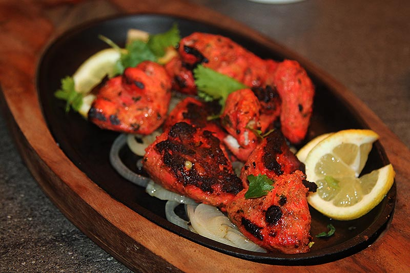 Low Fat Chicken Tikka