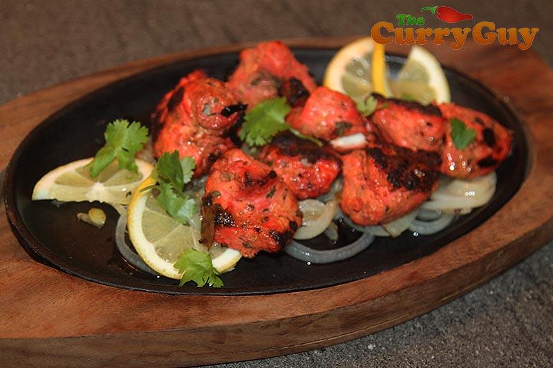 Low fat chicken tikka masala